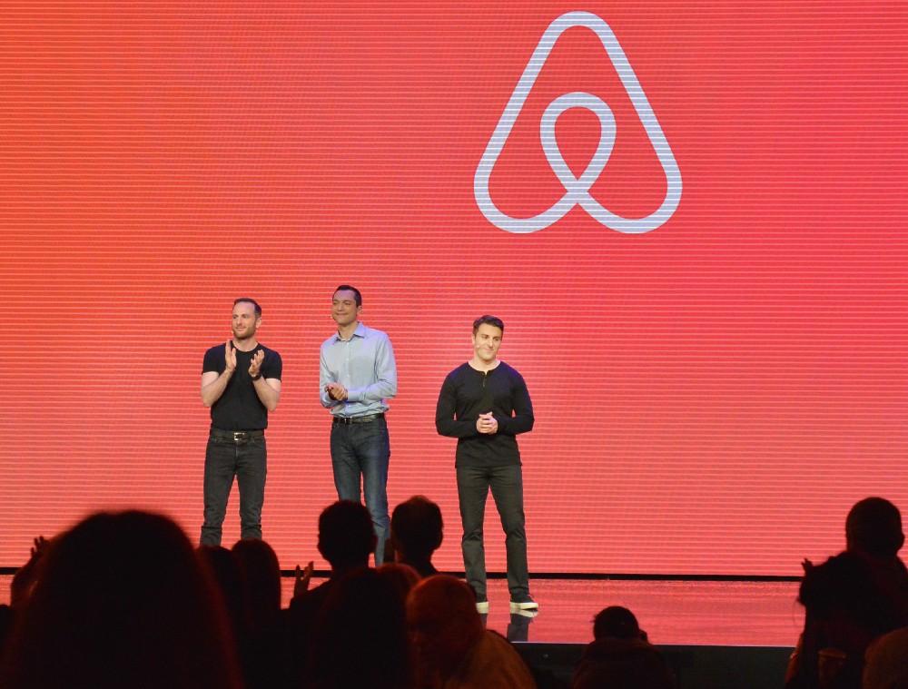 Airbnb创始人Nathan Blecharczyk,Joe Gebbia,Brian Chesky 2