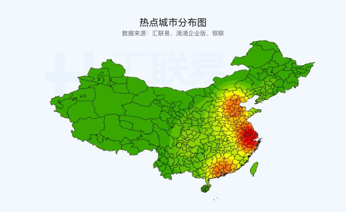 城市热度分析 1