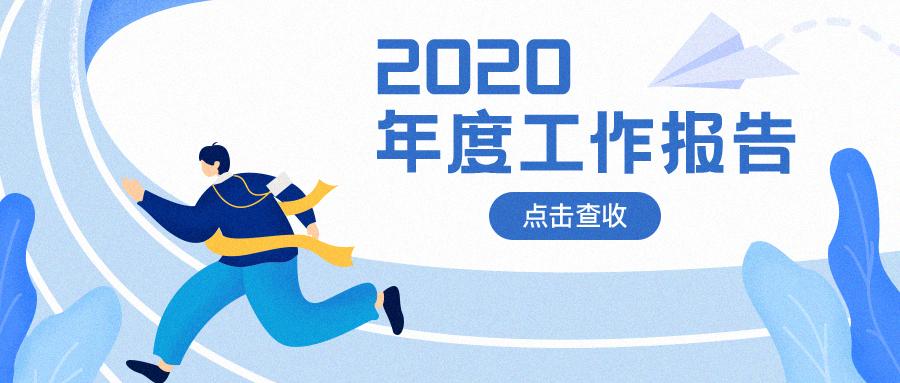 2020年度工作报告 1